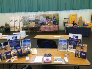 The Vita stand at the UBKA conference