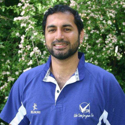 Zahir Ahmed - Regulatory Manager